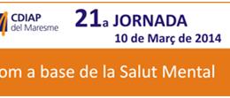 21ª JORNADA CDIAP DEL  MARESME - PROMOCIÓ
