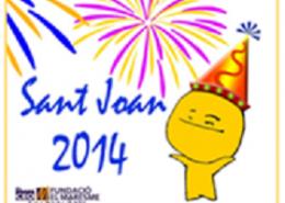 Celebra Sant Joan amb en Santi!