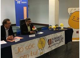 PRESENTACIÓ DISSANTES 2014
