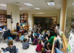 Conta-contes a la Biblioteca1