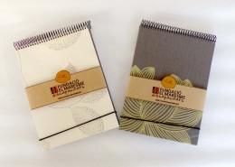 llibreta amb goma_bloc de notes_artesania santi 1