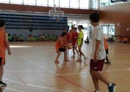 campus basket _sto jaume isern