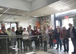 Pere Parera_visita gent gran creu roja argentona