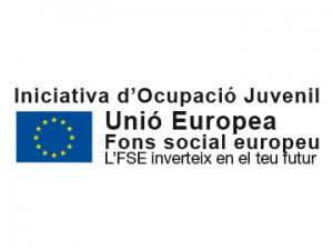 UE fondo social Iniciativa Ocupació Juvenil