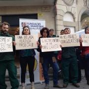 Demandes de la Fundació el Maresme a les Administracions Públiques