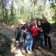 excursió a la font picant_can Targa i pere parera