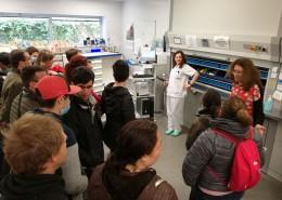 visita del SEFI hospital de Mataró