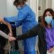 Persones treballadores i ateses de la residència Llar Santa Maria_vacuna Covid19