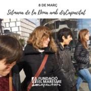 DONES SINGULARS_DONES AMB DRETS_8 de març 20201_Fundació el maresme
