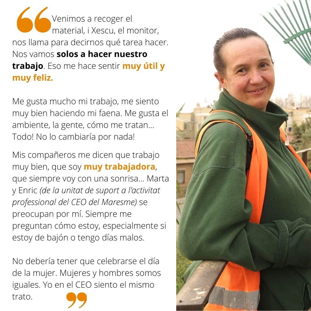 LAURA TORRES_dones singulars al centre especial de treball