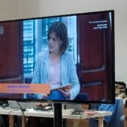 Ariadna Manent, directora adjunta de la Fundació e Maresme_Cicle Cohesionada 1