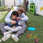 Tiago, alumne de l'Escola l'Arboç_web
